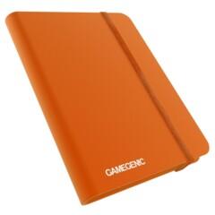 Gamegenic - Casual Album - 8 Pocket - Orange