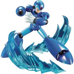 Mega Man X - Premium Charge Shot Version Model Kit