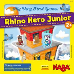 My Very First Games - Rhino Hero Junior