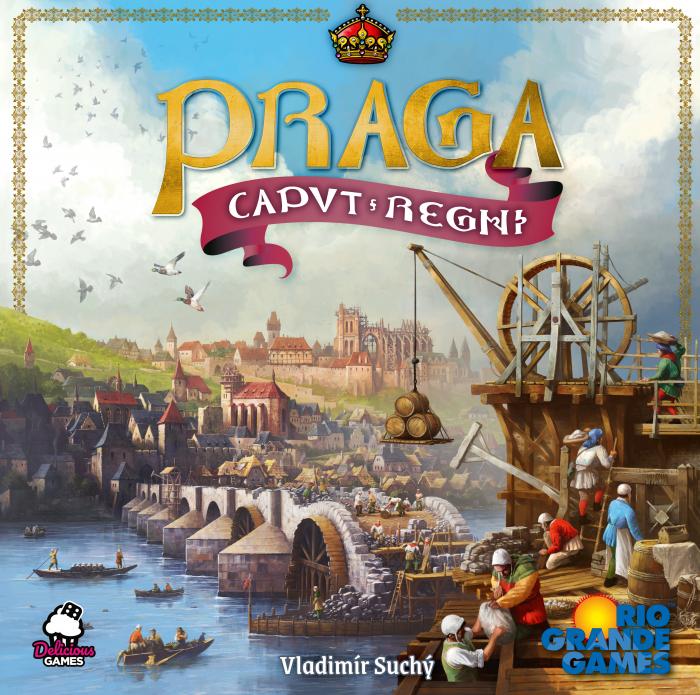 Praga: Caput Regni