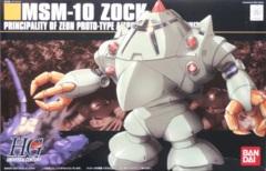 Gundam HG Universal Century - MSM-10 Zock #081