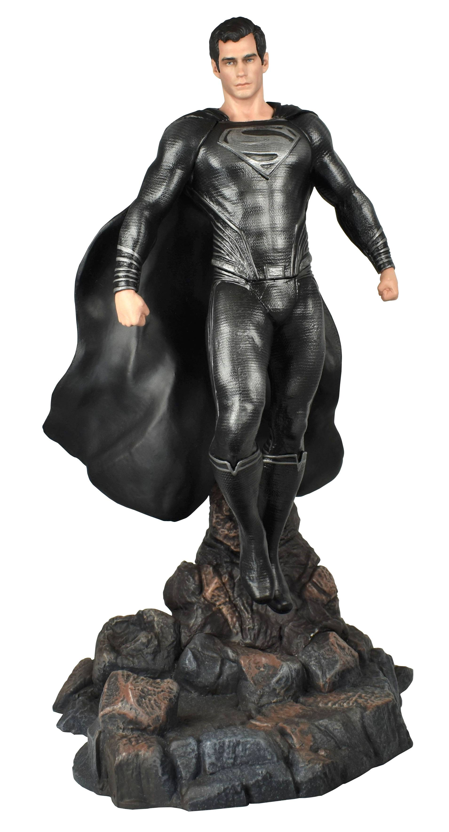 DC Gallery - Man of Steel Krypton Superman PVC Statue