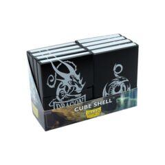 Dragon Shield - Cube Shell - Black 8 ct