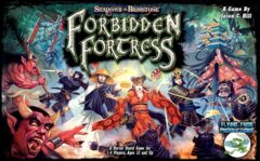Shadows of Brimstone: Forbidden Fortress - Core Set