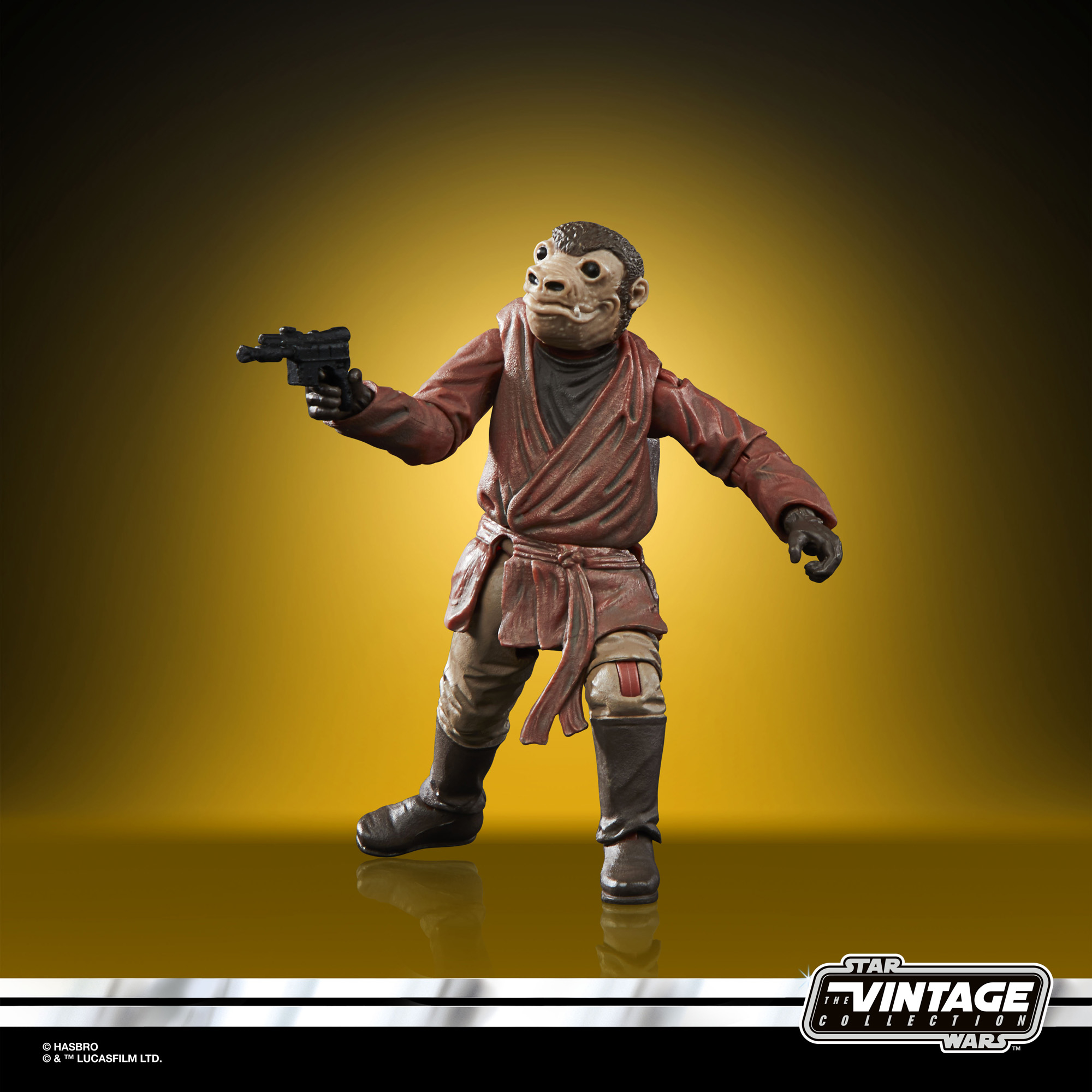 Star Wars - The Vintage Collection - Zutton 3.75inch Action Figure