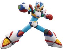 Mega Man X - Second Armor Plastic Model Kit