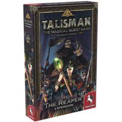 Talisman (Revised 4th Edition) - The Reaper Expansion