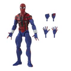 Marvel Legends - Spider-man Vintage - Ben Reilly Spider-man Action Figure