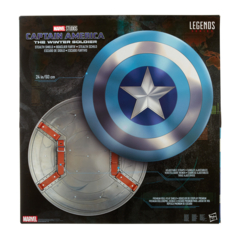Marvel Legends Gear - Stealth Captain America Shield