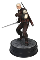 Witcher 3 Wild Hunt - Geralt of Rivia (Manticore Armor) Statue