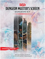 Dungeons & Dragons 5E - Dungeon Master's Screen Dungeon Kit