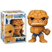 Pop! - Marvel Fantastic Four - The Thing (Funko #560)