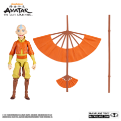 Avatar: The Last Airbender - Anng With Glider Action Figure