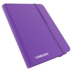 Gamegenic - Casual Album - 8 Pocket - Purple
