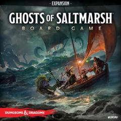 Dungeons & Dragons - Ghosts of Saltmarsh Board Game
