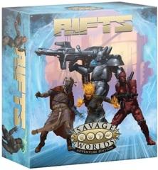 Savage Worlds Rifts - Adventure Box Set