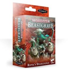 Warhammer Underworlds - Beastgrave – Rippa's Snarlfangs