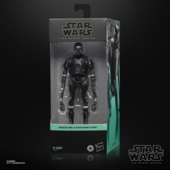 Star Wars - The Black Series - Rogue One - K-2S0 Action Figure