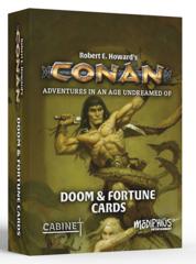 Conan RPG - Doom & Fortune Cards