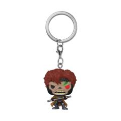 Pocket Pop! - Marvel Zombies - Gambit Fig Keychain