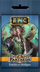 Epic Card Game - Pantheon - Furios Vs Maligus
