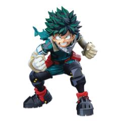 Banpresto World Colosseum Masters Stars - My Hero Academia - Izuku Midoriya V2 Two Dimensions