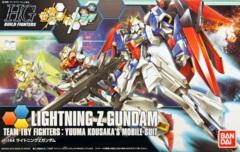 Gundam HG Build Fighters - Lighting Z Gundam 1/144 #040
