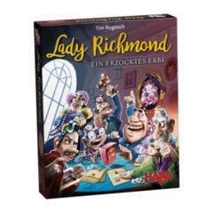 Lady Richmond - Fast fight for inheritance!