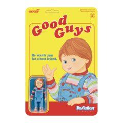 ReAction Figures - Childs Play - Good Guys Chucky