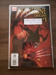 Wolverine Origins (2006) #1-5 (8.5+)