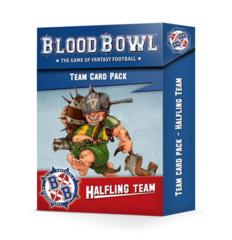 Blood Bowl - Team Cards - Halfling