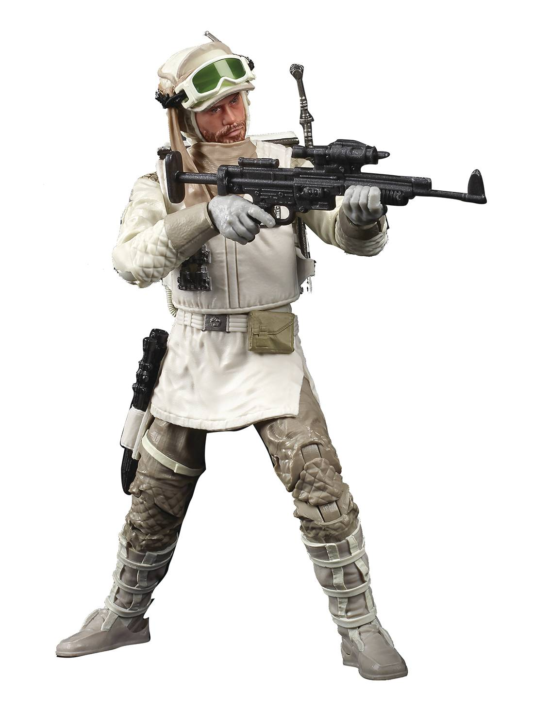 Star Wars - The Black Series - Empire Strikes Back - Hoth Rebel Trooper Action Figure