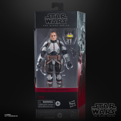 Star Wars - The Black Series - The Bad Batch - Tech Action Figure