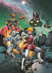 Savage Worlds Robotech - Return To Earth Expansion