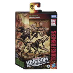 Transformers Generations War for Cybertron: Kingdom - Deluxe Paleotrex