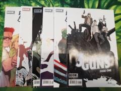 3 Guns (2013) #1-6 (8.5 - 9.2)