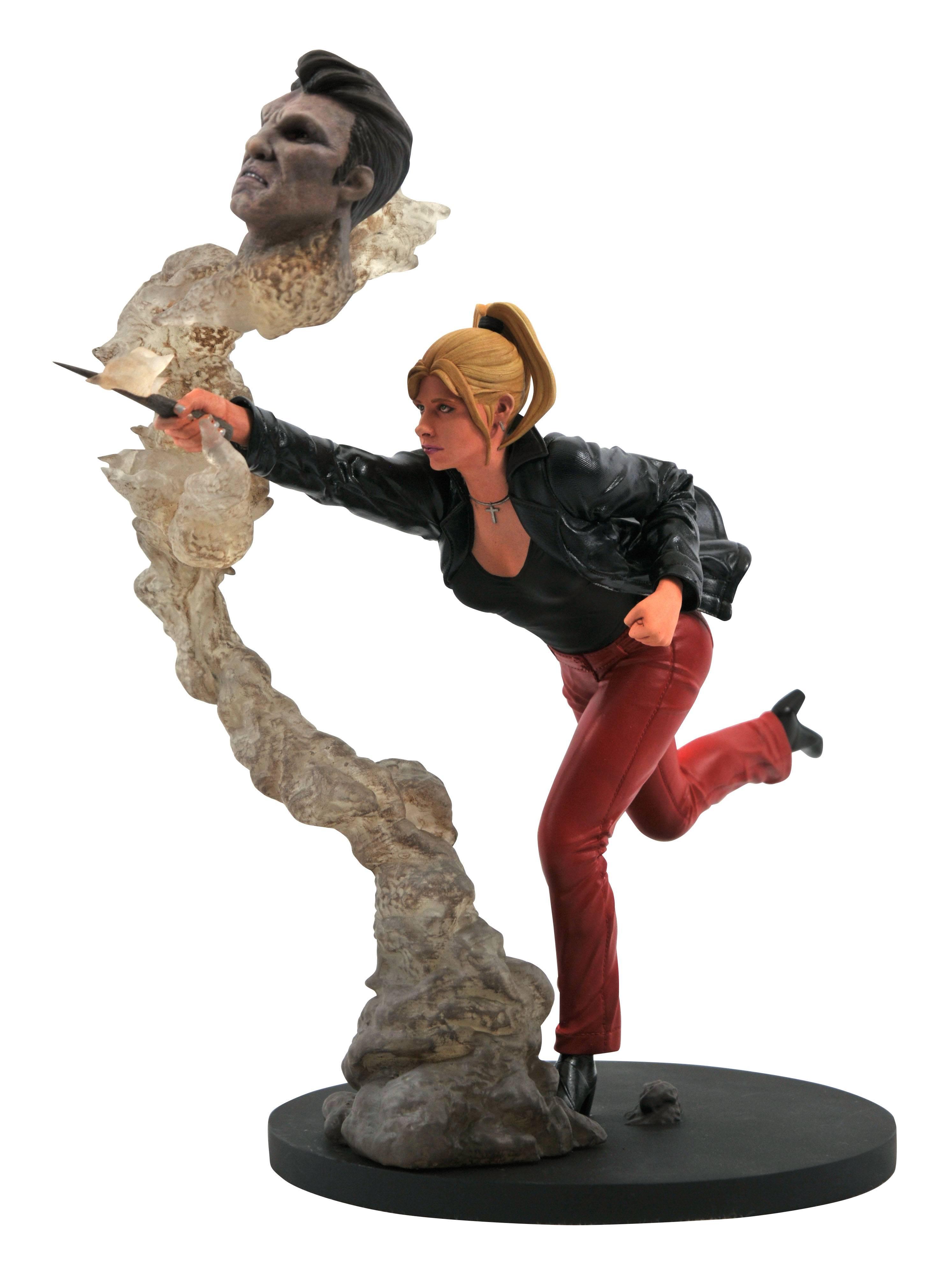 Buffy The Vampire Slayer - Buffy Pvc Statue