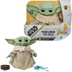 Star Wars The Mandalorian - The Child Talking Plush