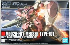 Gundam HG Universal Century - Me02R-F01 Messer Type-F01