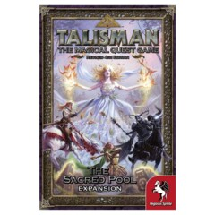 Talisman (Revised 4th Edition) - The Sacred Pool Expansion