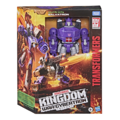 Transformers Generations War for Cybertron: Kingdom - Leader Galvatron