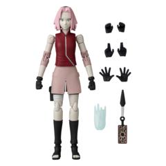 Anime Heroes - Naruto: Sakura 6.5 Inch Action Figure