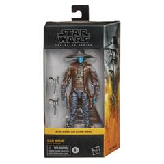 Star Wars - The Black Series - The Clone Wars - Cad Bane Action Figure
