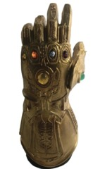 Marvel Cinematic - Infinity Gauntlet LED PX Desk Monument