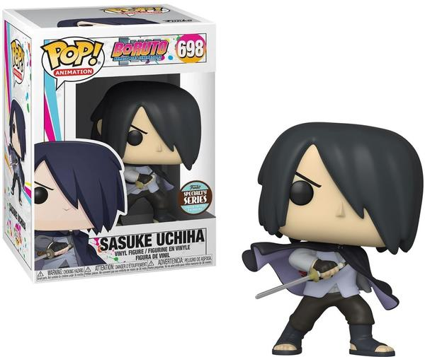 Pop! Animation - Boruto Sasuke W/ Cape No Arm Vinyl Fig (Funko #698)
