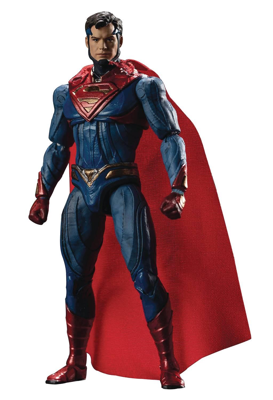 Injustice 2 - Superman Enhanced Version PX Action Figure (1/18) (Hiya Toys)