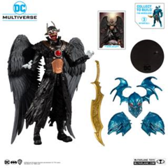 DC Multiverse - Batman Who Laughs With Sky Tyrant Wings