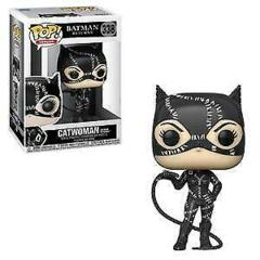 Pop! Heroes - DC Batman Returns - Catwoman (Funko #338)
