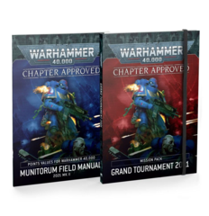 Chapter Approved - Grand Tournament 2021 Mission Pack & Munitorum Field Manual 2021 MkII