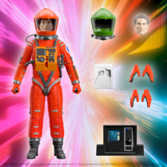 2001: A Space Odyssey Ultimates - Dr Dave Bowman Action Figure